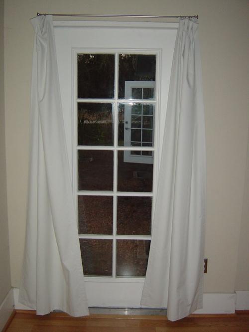 Master Bedroom South Door