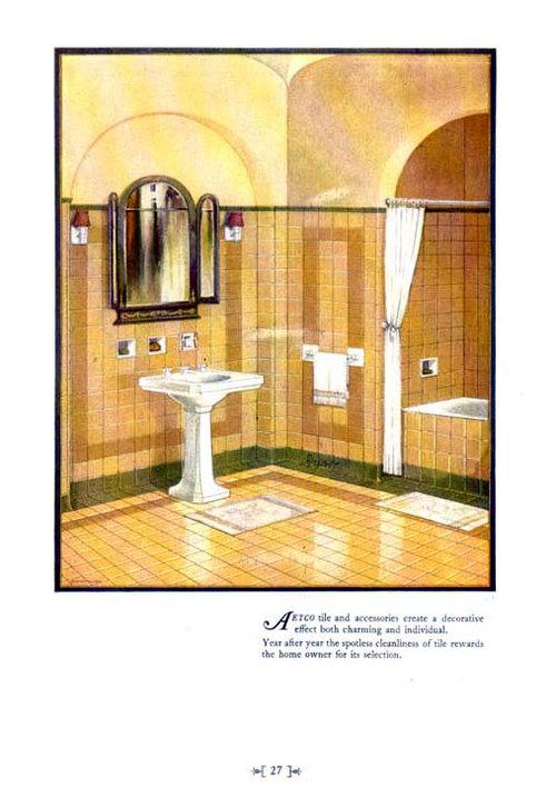 1925 Bathroom