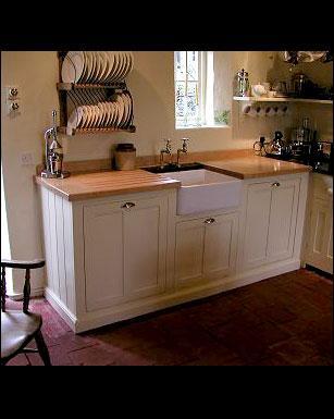 Apron Sink Kitchen